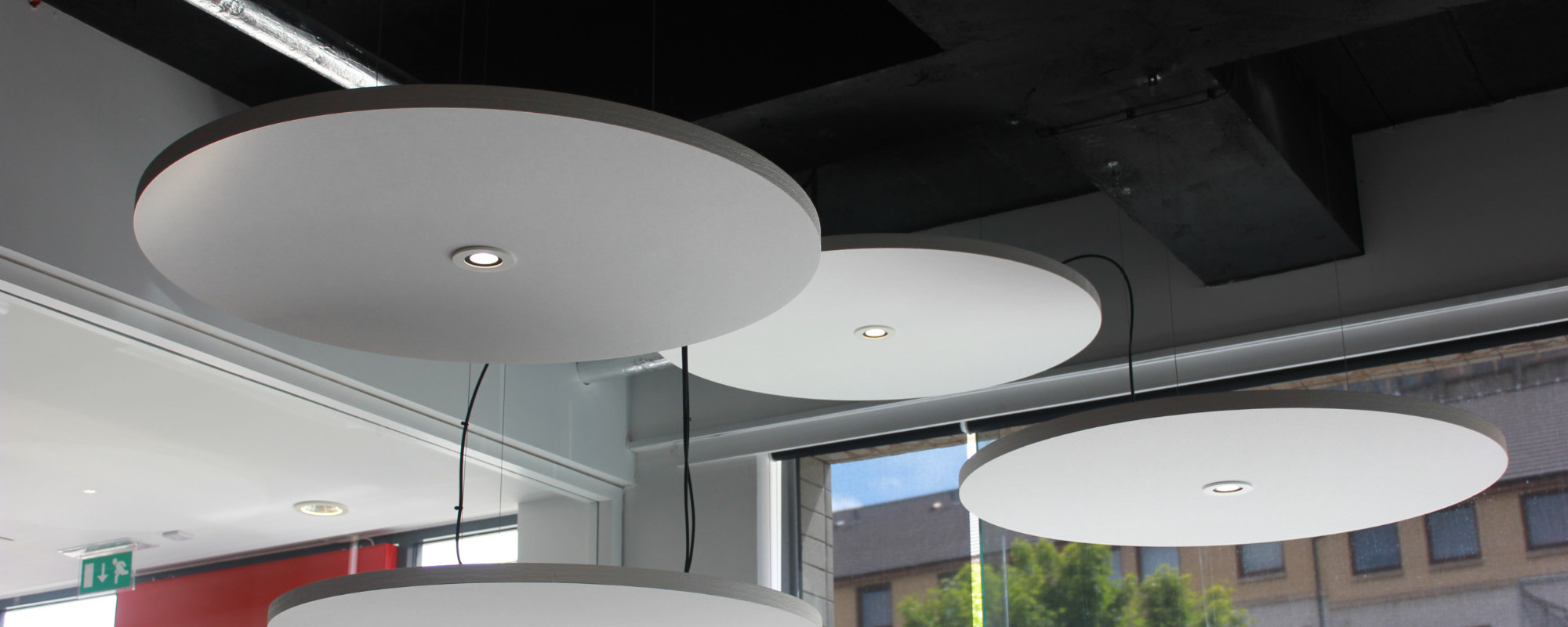 JHC Interiors - Suspended Ceiling & Partition Specialists